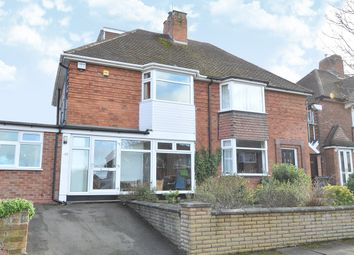 Thumbnail 4 bed semi-detached house for sale in Newlands Road, Birmingham