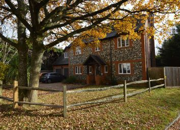 Thumbnail 6 bed detached house for sale in Kingswood Rise, Four Marks, Alton, Hampshire