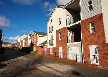Thumbnail 1 bed flat for sale in Lock Keepers Way, Stoke-On-Trent