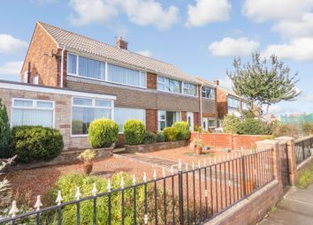 Thumbnail 3 bed semi-detached house for sale in Wansbeck View, Choppington