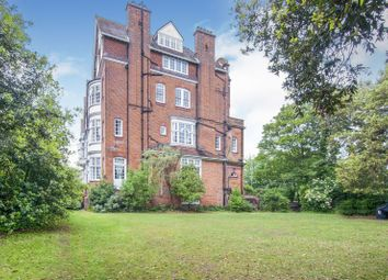 Thumbnail 3 bed flat for sale in Pevensey Road, St. Leonards-On-Sea, East Sussex