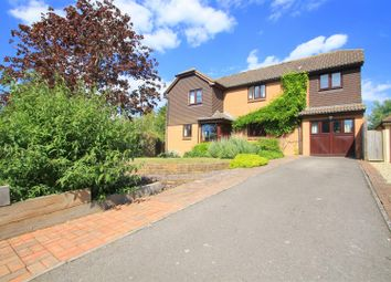 Thumbnail 5 bed detached house for sale in Smugglers Lane, Upper Beeding, Steyning