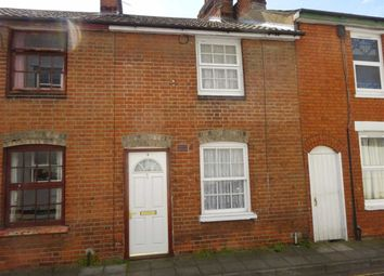 Thumbnail 2 bed terraced house for sale in Gaye Street, Ipswich