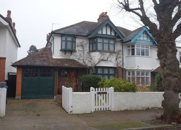 Thumbnail 4 bed semi-detached house for sale in Cranes Park Avenue, Surbiton