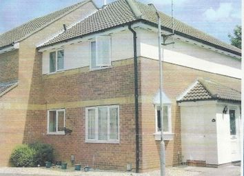 Thumbnail 1 bed end terrace house to rent in Kristiansands Way, Letchworth