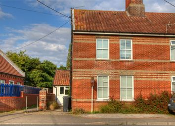 3 bed semi-detached house for sale in High Road, Great Finborough, Stowmarket, Suffolk IP14