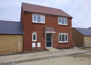 Thumbnail 3 bedroom detached house for sale in Curtis Way, Weymouth