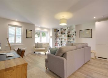 Thumbnail 2 bedroom flat for sale in Woodstock Court, Sheerwater Road, Woodham, Surrey