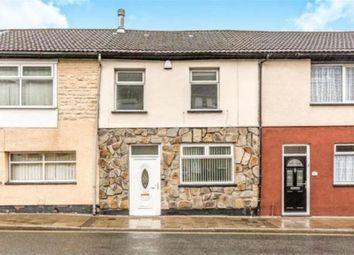 Thumbnail 3 bed terraced house for sale in Ynyshir Road, Ynyshir, Porth
