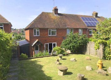 Thumbnail 3 bed terraced house for sale in Isbury Road, Marlborough, Wiltshire