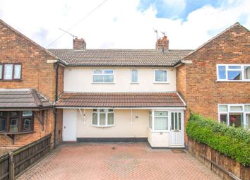 Thumbnail 3 bed terraced house for sale in Peake Road, Walsall Wood, Walsall