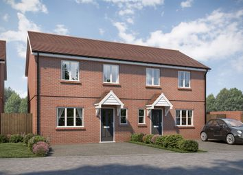 Thumbnail 3 bed semi-detached house for sale in Furze Close, Southampton