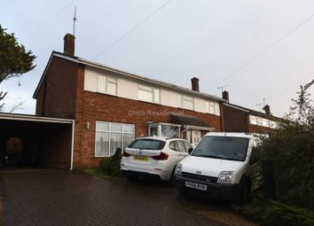 Thumbnail 3 bed semi-detached house for sale in York Road, Ash, Aldershot