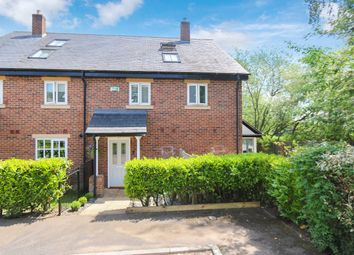 Thumbnail 4 bed semi-detached house for sale in Clarendon Cottages, Styal, Wilmslow