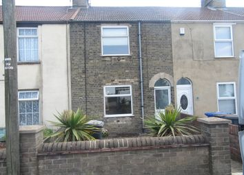 Thumbnail 3 bed terraced house to rent in Horn Hill, Lowestoft