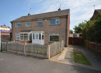 Thumbnail 3 bed semi-detached house for sale in Oldwood Road, Pensby, Wirral
