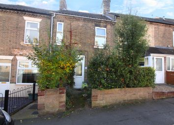 Thumbnail 3 bedroom terraced house for sale in Denbigh Road, Norwich