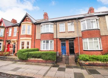 Thumbnail 3 bedroom terraced house for sale in Wingrove Road, Fenham, Newcastle Upon Tyne