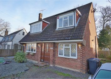 Thumbnail 3 bed detached house for sale in Church Road Little Berkhamstead, Hertford