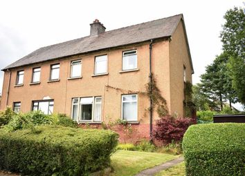 Thumbnail 3 bed semi-detached house for sale in 44, Oakburn Avenue, Milngavie, Glasgow