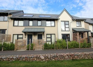 Thumbnail 2 bed terraced house for sale in Tremlett Grove, Dartington, Totnes