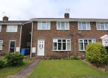 Thumbnail 3 bed semi-detached house for sale in Applegarth, Gilberdyke, Brough