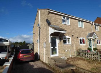 Thumbnail 2 bed semi-detached house for sale in Lantern Close, Cinderford