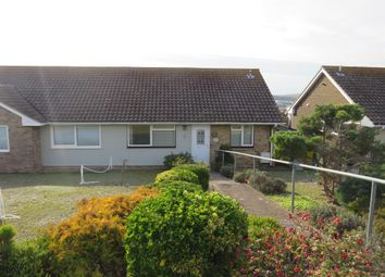 Thumbnail 2 bed semi-detached bungalow for sale in Antony Close, Bishopstone, Seaford