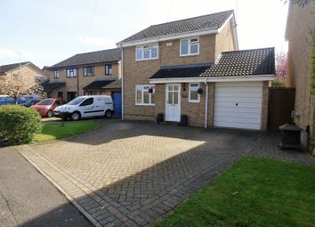 Thumbnail 3 bed detached house for sale in Curtis Hayward Drive, Quedgeley, Gloucester