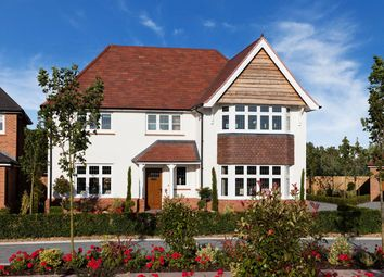 Thumbnail 4 bed detached house for sale in Woodford Garden Village, Chester Road, Woodford, Cheshire