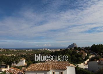 Thumbnail 4 bed property for sale in Calpe, Valencia, 03724, Spain