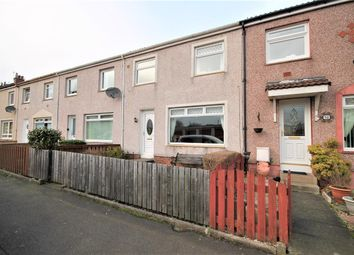 Thumbnail 3 bed terraced house for sale in Coulter Avenue, Coatbridge