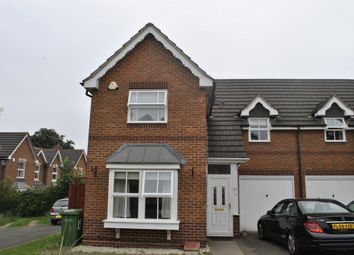 Thumbnail 3 bedroom semi-detached house to rent in Hornbeam Close, Oadby