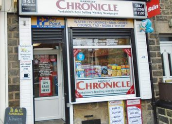 Thumbnail Retail premises for sale in 20 Eldon Street North, Barnsley