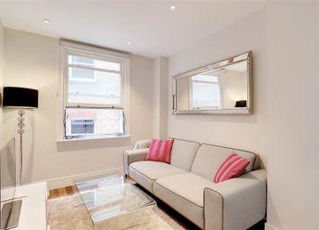 Thumbnail 1 bed flat to rent in Lovat Lane, London