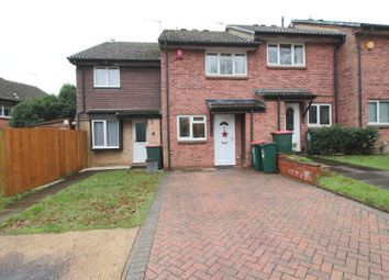 Thumbnail 2 bed terraced house for sale in Birkdale Drive, Ifield, Crawley