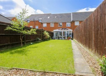 4 bed terraced house for sale in Portishead Drive, Tattenhoe, Milton Keynes MK4