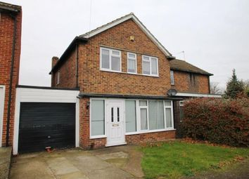 Thumbnail 3 bed semi-detached house for sale in Allendale Close, Dartford, Kent