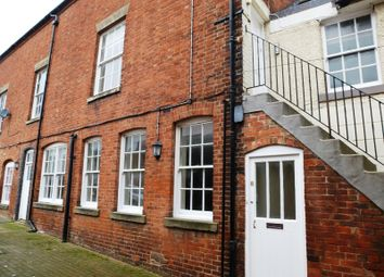 Thumbnail 2 bedroom flat for sale in High Street, Uttoxeter