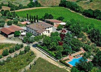 Thumbnail 12 bed farmhouse for sale in Chianti, Siena, Tuscany