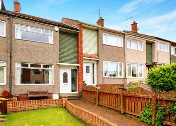 Thumbnail 2 bedroom terraced house for sale in Ash Walk, Rutherglen, Glasgow