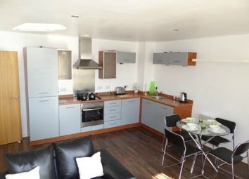 Thumbnail 2 bed flat to rent in Quartz Development, 10 Hall Street, Birmingham