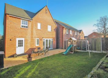 3 bed property for sale in Fallowfields, Crick, Northampton NN6