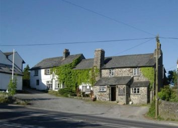Thumbnail Pub/bar for sale in The Coryton Arms, St Mellion, Saltash, Cornwall