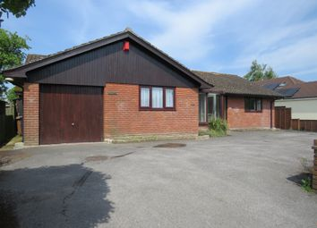 Thumbnail 3 bed detached bungalow for sale in Nutburn Road, North Baddesley, Southampton