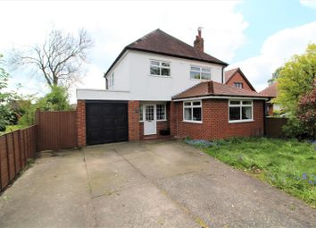 Thumbnail 3 bed detached house for sale in Rhosnesni Lane, Wrexham