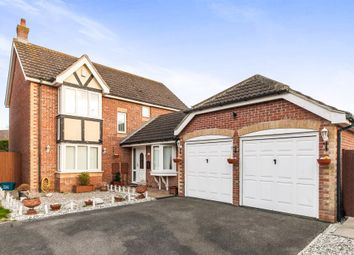 Thumbnail 5 bed detached house for sale in Curlew Avenue, Mayland, Chelmsford