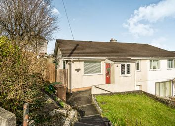 Thumbnail 3 bedroom semi-detached house for sale in Copse Road, Plympton, Plymouth
