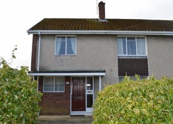 Thumbnail 3 bed semi-detached house for sale in Baytree Ave, Swansea