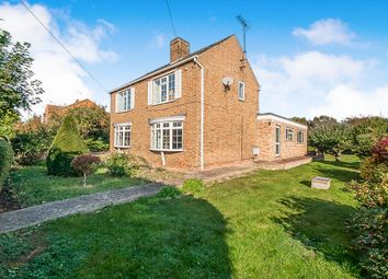 Thumbnail 4 bed detached house for sale in Ashbeach Drove, Ramsey St. Marys, Huntingdon